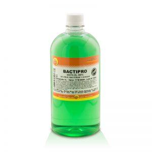 desinfectante y bactericida