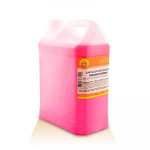 limpiador líquido