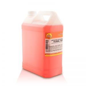 limpiador y desinfectante líquido