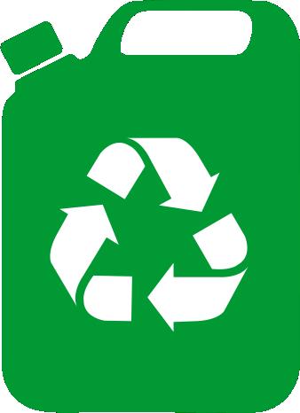 Reciclamos utilizando envases retornables