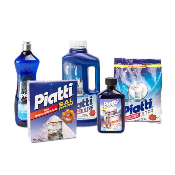 productos piatti para maquinas lavavajillas